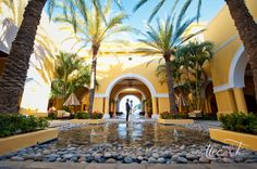 A perfect location for a wedding photo #DreamsLosCabos #Mexico #Destinationwedding