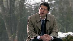 castiel | Castiel in 6x20 - The Man Who Would Be King - Castiel Image (21802813 ...