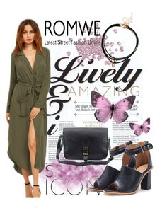 """""""ROMWE 2/XI"""" by saaraa-21 ❤ liked on Polyvore featuring romwe"""
