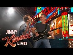 Van Halen rocks 'Jimmy Kimmel Live' with 'Panama' and 'Runnin' With The Devil' | TheCelebrityCafe.com