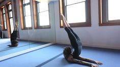 So beautiful - Gianna Purcell #yoga
