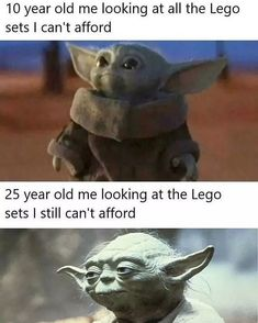 The pain is real. Follow @brickinspired for more #LEGO inspiration! #brickinspired M Shadows, Old M, Lego Challenge, Zacky Vengeance, Amazing Lego Creations, Nicolas Cage, 25 Years Old, Stupid Funny Memes, Star Wars Art