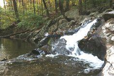Buttermilk Falls, Mendham, NJ
