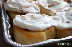 Toffee Sweet Rolls » The official blog of Americas favorite frozen dough