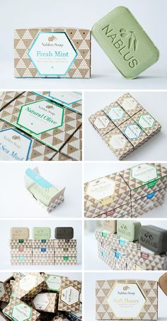 ©super_collective_event_nablus_soap Packaging Design, Identity, Decorative Boxes, Soap, Business, Design Packaging, Personal Identity, Bar Soap, Decorative Storage Boxes