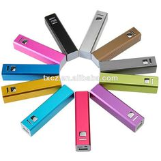 1.Power Bank 2600mAh  2.Capacity: 2600mAh  3.High Quality Li-battery inside  4.Fashionable design   5.Aluminum alloy,OEM!