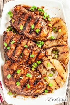You won't believe the flavor in this dish – gotta try it this week! 3 lbs boneless/skinless chicken breasts or thighs (thighs will be a bit more tender) ½ cup packed brown sugar ½ cup k…