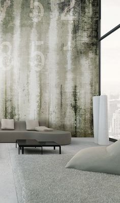 Panoramic wallpaper URBAN Grunge Collection by N.O.W. Edizioni
