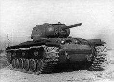 КВ-1с выпуска сентября и октября 1942 года It looked like the KV-1s issue of September and October 1942