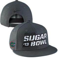 Florida Gators Football 2013 Sugar Bowl snapback hat Nike new UF The Swamp  SEC  FloridaGators 5c4e026de402