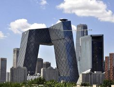 Rem Koolhaas, China Central Television, Pechino (2004-2008)
