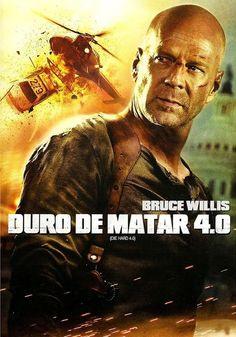 Duro de Matar 4.0 - Die Hard 4.0 - Viver ou Morrer