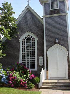 Sconset chapel, Nantucket