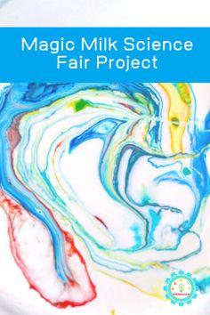 magic milk science fair project