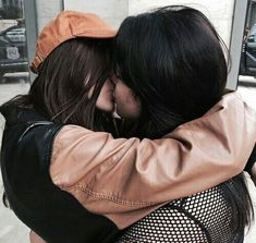 ''Lesbian'' pictures ❅ by dysnomia_hun (-ˏˋˎ ❝ kilian ❞ ˊ-) with reads. Lesbian Love, Cute Lesbian Couples, Ulzzang Couple, Ulzzang Girl, Korean Girlfriend, Love Always Wins, Girl Couple, Korean Couple, Just Girl Things