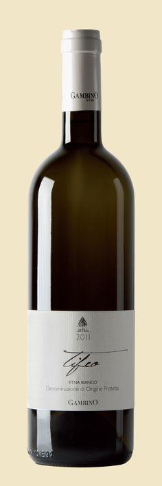 Gambino Vini - Tifeo Bianco Vino - Gambino Winery - Tifeo White Etna Wine