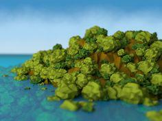 Low Poly Island by Joe Ski.