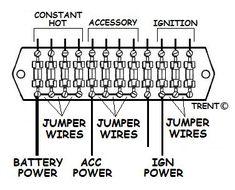 automotive wiring basic symbols  1  switch   2  battery