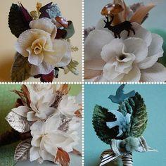 Paper Flowers!