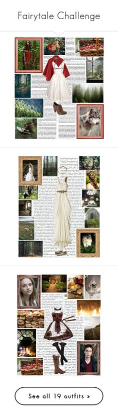 """""""Fairytale Challenge"""" by storycosmicjasmine ❤ liked on Polyvore featuring WALL, Zephyr, Jovovich-Hawk, Oxford, DKNY, Bundle MacLaren Millinery, Once Upon a Time, Trasparenze, Nexus and GAS Jeans"""
