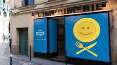 Ikea food pop-up in Paris Digital Signage, Marketing, Tech Logos, Pop Up, Bons Plans, Attention, Week End, Marie Claire, Diversity