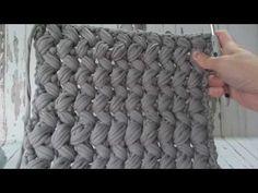 Penye İpten El Çantası Yapımı - Clutch Çanta Nasıl Yapılır? - YouTube