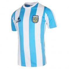 2018 19 Argentina Adidas Originals Retro 1993 Home LS Shirt #10 *BNIB*