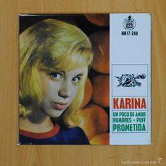 KARINA - UN POCO DE AMOR + 3 - EP - Foto 1