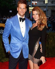 Happy anniversary to Tom and Gisele!