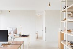 Hans Verstuyft Architects / Antwerp Residence and Office