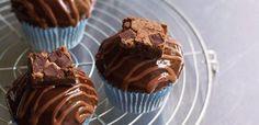 Lola Chocolate Fudge Cupcakes