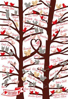 All sizes | Elisabeth & Jonathan family tree | Flickr - Photo Sharing!