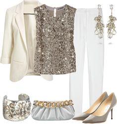 Outfits de Moda ...Me Tomo Cinco Minutos: Glam