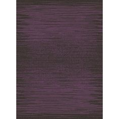 Contempra Collection Vibes Amethyst Polypropylene Rug (7'10 x 10'6)
