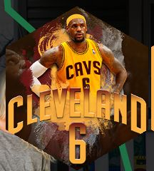 Cleveland Newspaper s LeBron Front Cover Photo- http   getmybuzzup.com wp d832cf8ef