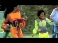 Feelin'Alright - Jackson 5 and Diana Ross