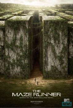 OFFICIAL MAZE RUNNER POSTER. YES. YES!!!!!!!!!!! THIS IS AMAZING!!!!!!!!!!
