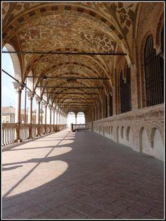 Palazzo della Ragione - Padova - Italy