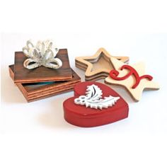 Mini Gift Boxes - More of What's Inside the November 2012 Issue of Creative Woodworks & Crafts...