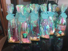 Beach Theme Baby Shower Favors