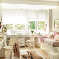Inspiring Pastels, Beautiful Kids Room Colors and Decorating Ideas Inspiring Pastels, Beautiful Kids Room Colors and Decorating Ideas Girl Room, Girls Bedroom, Bedroom Decor, Bedrooms, Bedroom Ideas, Kids Room Design, Home And Deco, Room Colors, Beautiful Interiors