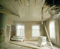 Stories of the abandoned houses