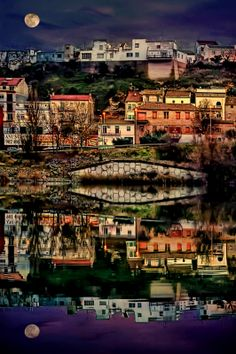El Ebro.
