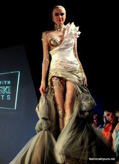 swarovski fashion show dubai