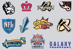 Graphisme Logo Football