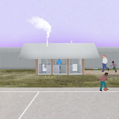 Gallery of MIT Students Team With Nonprofit to Flip a Prison Into an Agricultural Community Center - 7