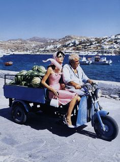 Greece/December 1995/Vogue How to Support Greece: Our Favorite Exports for Your Closet and Your Kitchen