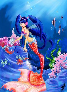 Winx Club As Mermaids | Winx Club- Mermaids! - The Winx Club Fan Art (18280295) - Fanpop ...