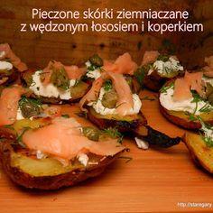 Stare Gary: kwietnia 2014 Chorizo, Baked Potato, Potatoes, Baking, Ethnic Recipes, Potato, Bakken, Backen, Baked Potatoes