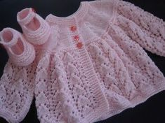 Post First Size Baby Girl Matinee Jayaplc 858639485189361655 P - Diy Crafts - Hadido - Diy Crafts Baby Cardigan Knitting Pattern Free, Baby Knitting Patterns, Baby Patterns, Knitting For Kids, Free Knitting, Baby Shawl, Crochet Baby Clothes, Baby Sweaters, Vintage Knitting